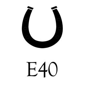 E40 Horseshoe