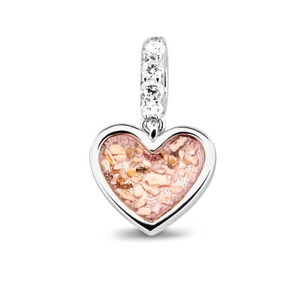 807-S-heart-pendant-charm Create a Stunning Tribute with See You Pet Memorial Jewellery