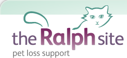ralph-site-logo Pet Bereavement Leaflet, Poetry and Books