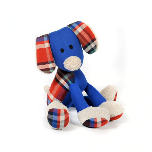 Dog Soft Toy Made From Pet Bedding