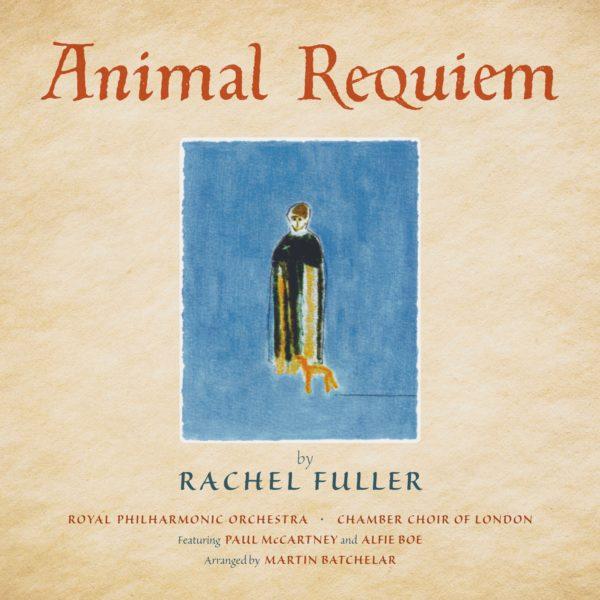 Animal Requiem CD composed by Rachel Fuller