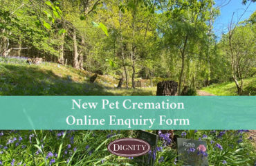 Pet Cremation Online Enquiry Form