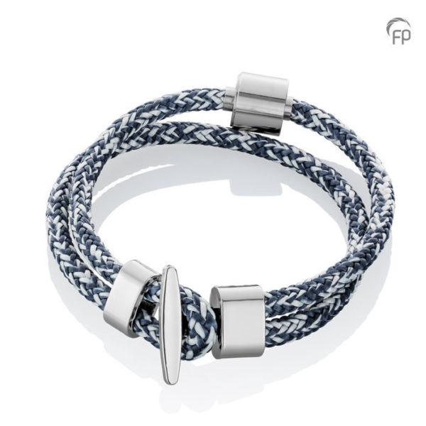 Pet ashes urn bracelet